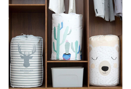 Waszakken | Leuke kleding organizers in 5 prints!