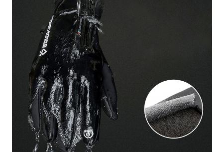 Waterdichte handschoenen | Voor heerlijk warme handen tijdens winterse activiteiten!