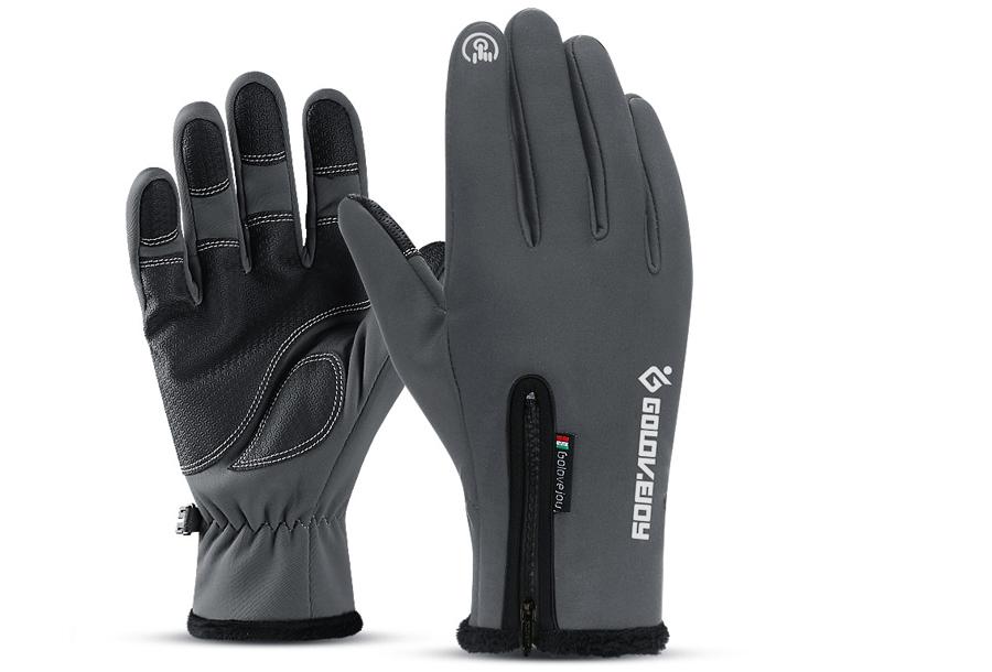 Waterdichte handschoenen Maat 2XL - Donkergrijs
