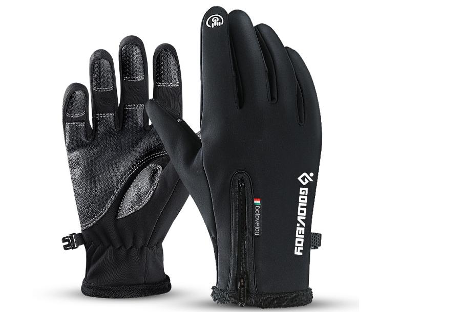 Waterdichte handschoenen Maat 2XL - Zwart