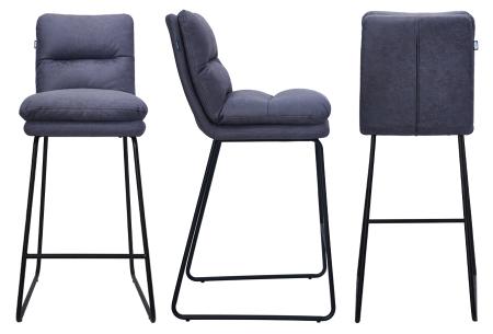 Feel Furniture barkrukken   Comfortabele en moderne krukken voor thuis, op kantoor of in een kroeg! Blauw