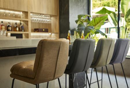 Feel Furniture barkrukken   Comfortabele en moderne krukken voor thuis, op kantoor of in een kroeg!