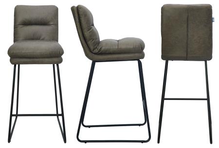 Feel Furniture barkrukken   Comfortabele en moderne krukken voor thuis, op kantoor of in een kroeg! Groen