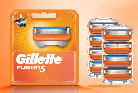 Gillette Fusion 5 scheermesjes | Keuze uit Fusion 5 of Fusion 5 Proglide - 8-pack  Fusion 5
