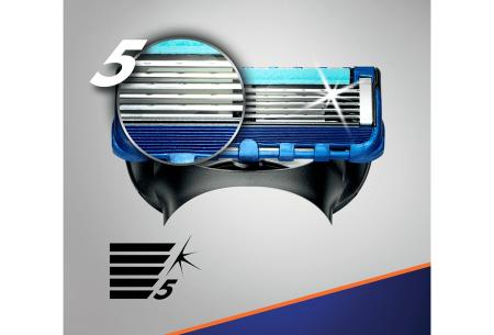 Gillette Fusion 5 scheermesjes | Keuze uit Fusion 5 of Fusion 5 Proglide - 8-pack