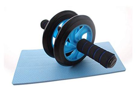 Sportattributen | Handige tools om thuis mee te sporten - ook als set verkrijgbaar! Buikspierwiel