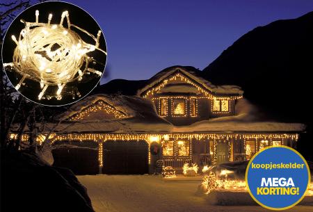 IJspegel sfeerverlichting met 216 LED's | Nu voor maar 9,99 - OP=OP!