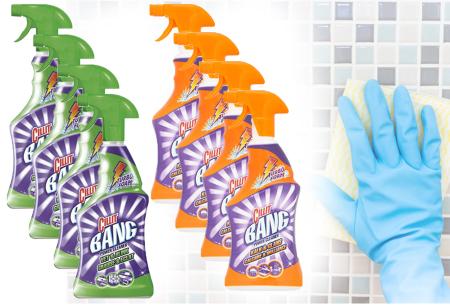 Cillit Bang voordeelpakket | Een schone badkamer én keuken voor een spotprijs!