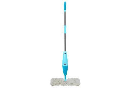 Aqua Laser Flipflop Spray Mop | Dubbelzijdige dweil met ingebouwd spray systeem