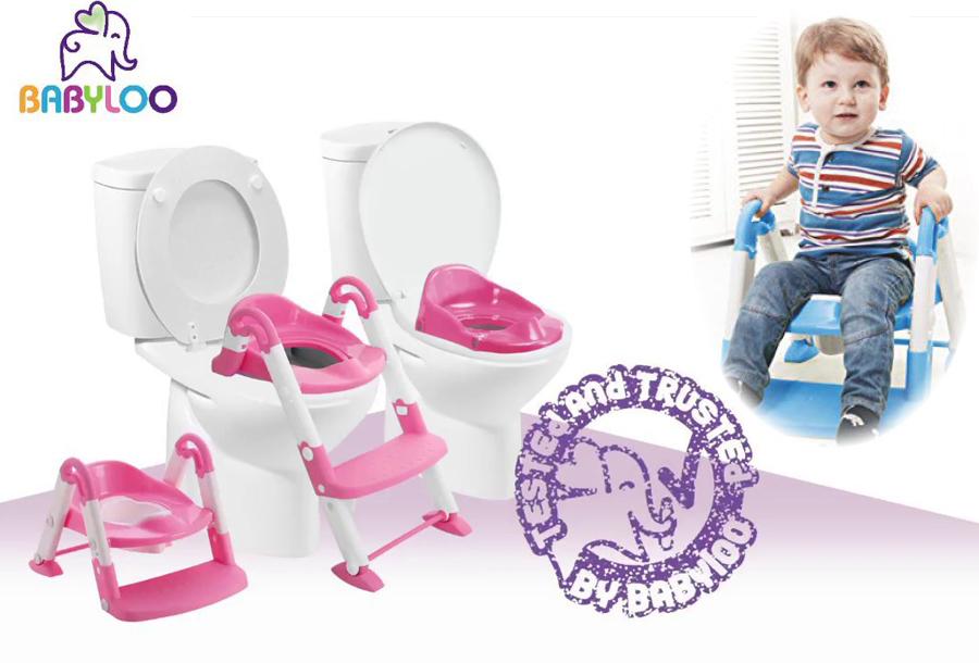3-in-1 kinderpotje van Babyloo in de aanbieding