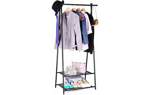 Metalen kledingrek | Voor een moderne en minimalistische look in iedere kamer
