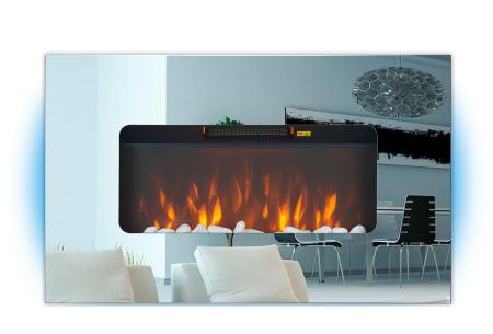 Moa elektrische sfeerhaard in 6 uitvoeringen | Breng sfeer en warmte in je interieur! Mirror Ambiante Light