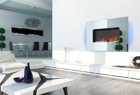 Moa elektrische sfeerhaard in 6 uitvoeringen | Breng sfeer en warmte in je interieur!