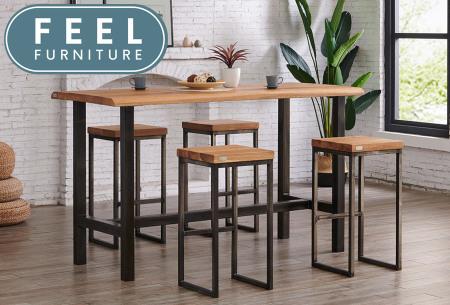 Nieuw Feel Furniture bartafel of barkrukken - nu in de aanbieding met ZL-92