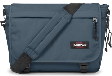 Eastpak schoudertassen | Compacte tas met plek voor een laptop en (school)boeken Ocean Blue