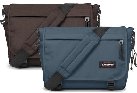 Eastpak schoudertassen | Compacte tas met plek voor een laptop en (school)boeken