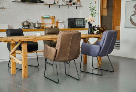 Stoel Collin   Heerlijk comfortabele eetkamerstoelen