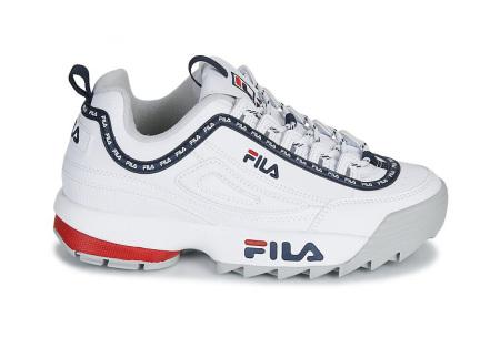 Fila Disruptor sneakers | Trendy witte damesschoenen - Keuze uit 4 modellen!  Disruptor logo
