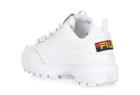 Fila Disruptor sneakers | Trendy witte damesschoenen - Keuze uit 4 modellen!