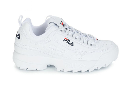 Fila Disruptor sneakers | Trendy witte damesschoenen - Keuze uit 4 modellen!  Disruptor II Premium