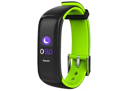 Activity tracker Bluetooth 4.0 Groen