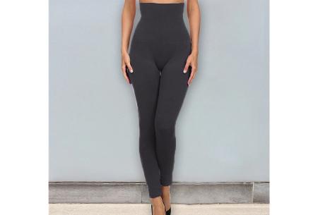 Super Shape legging | Voor prachtige benen en billen en een strakke buik! Donkergrijs