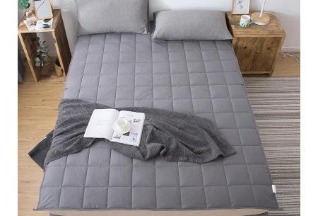 Verzwaringsdeken van Swiss Nights | Val gemakkelijker in slaap met deze verzwaarde deken - Met of zonder hoes!