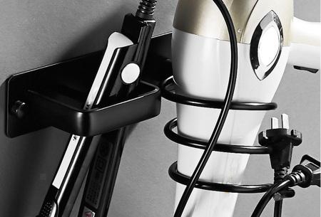Stijltang- en föhnhouder | Handige organizer voor je haardroger en stijltang
