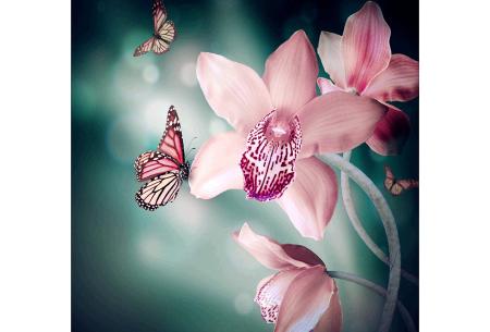 Diamond painting bloemen | Creëer zelf de allermooiste bloemen schilderijen #4