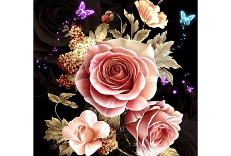 Diamond painting bloemen | Creëer zelf de allermooiste bloemen schilderijen #8