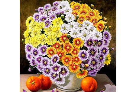 Diamond painting bloemen | Creëer zelf de allermooiste bloemen schilderijen #13