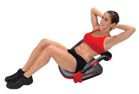 Core Max fitnesstoestel   Train al je spieren in een workout van slechts 8 minuten