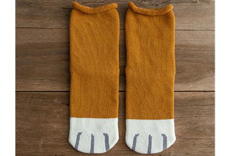 Katten sokken #1 + #2 + #3 - Kattensokken - set van drie