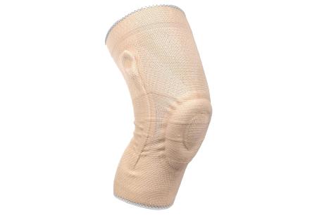 Medidu kniebrace   Helpt bij pijn & blessures - Keuze uit 2 kleuren Beige