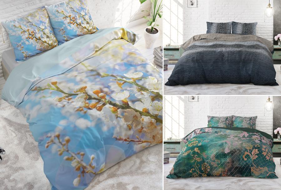 SALE - Dreamhouse Floral dekbedovertrekken