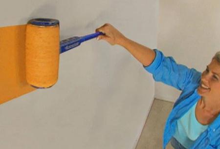 Verfroller van Best Paint | Verf je muren en plafonds zonder te knoeien - met gratis Edgemaster!