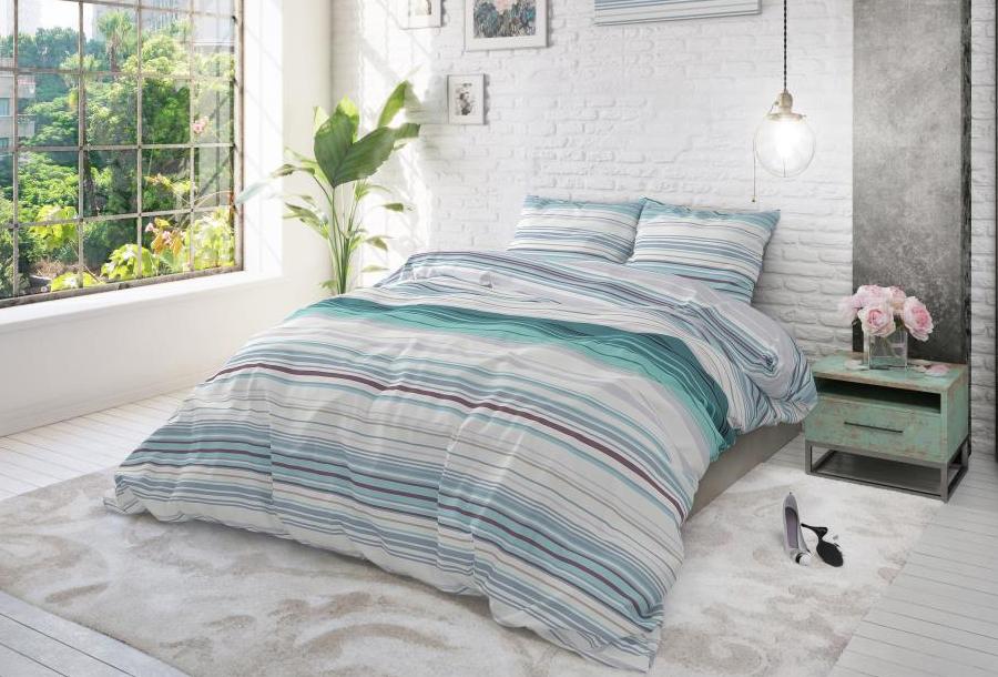 Cotton Blend dekbedovertrekken Maat 200 x 220 cm - Carl