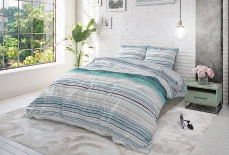 Cotton Blend dekbedovertrekken van Sleeptime   Stijlvol beddengoed in 6 printjes Carl