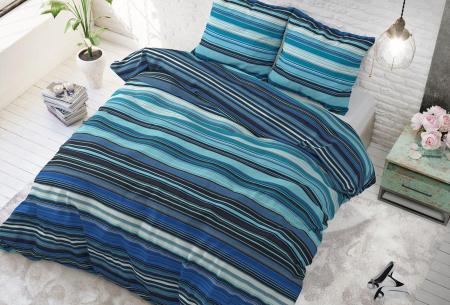 Cotton Blend dekbedovertrekken van Sleeptime   Stijlvol beddengoed in 6 printjes
