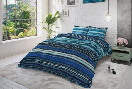Cotton Blend dekbedovertrekken van Sleeptime   Stijlvol beddengoed in 6 printjes James
