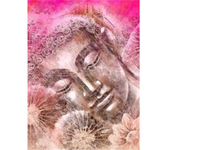 Diamond painting boeddha | Compleet pakket - kies uit 15 uitvoeringen! #4
