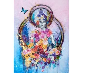 Diamond painting boeddha | Compleet pakket - kies uit 15 uitvoeringen! #5