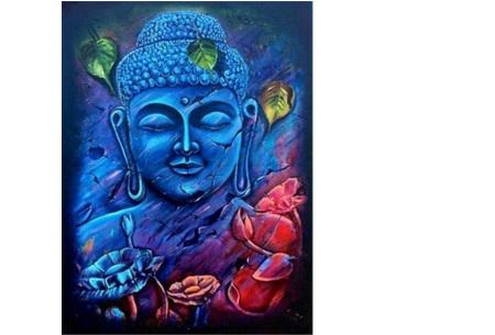 Diamond painting boeddha | Compleet pakket - kies uit 15 uitvoeringen! #6