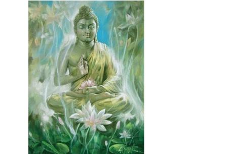 Diamond painting boeddha | Compleet pakket - kies uit 15 uitvoeringen! #8