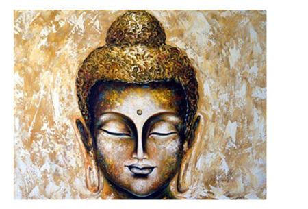 Diamond painting boeddha | Compleet pakket - kies uit 15 uitvoeringen! #13