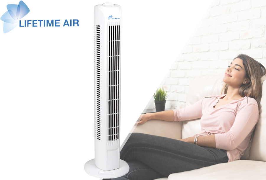 Life Time Air torenventilator - nu super goedkoop