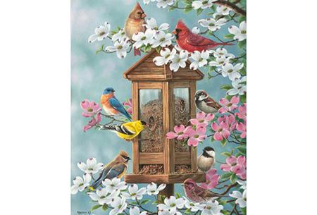 Diamond painting vogels | Creëer zelf prachtige schilderijen met kleurrijke vogelsoorten! #8