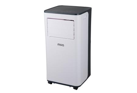 Mobiele airco's van Moa | Kies uit een 3- of 4-in-1 airconditioner! Moa 4-in-1 airco