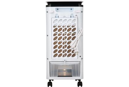 Moa 3-in-1 aircooler | Verkoelt, bevochtigt en reinigt de lucht in elke ruimte!