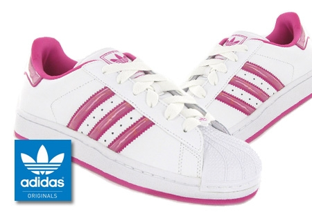 Adidas Superstar 2 Pink dames sneaker </p>                     </div>   <!--bof Product URL --> <!--eof Product URL --> <!--bof Quantity Discounts table --> <!--eof Quantity Discounts table --> </div>                        </dd> <dt class=
